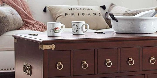 Friends Trivia - Win the Pottery Barn Apothecary Table