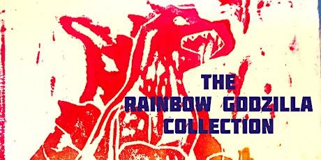 Grace's Birthday Rainbow Godzilla Art Show! tickets