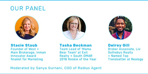 Real Estate Agents -  'Agent Branding in the Roaring 20s'