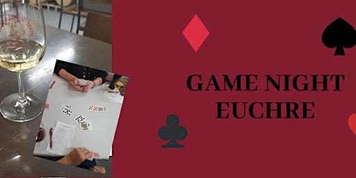 Game night -- Euchre