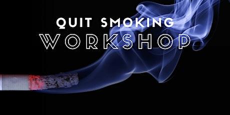 Quit Smoking - Hypnotherapy Workshop tickets