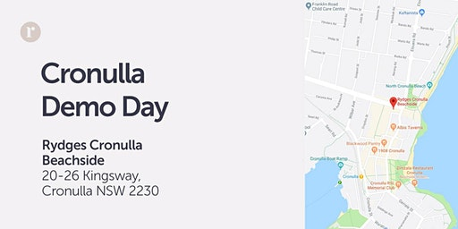 Cronulla | Sun 3rd May