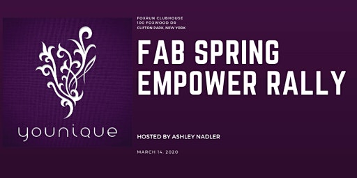 FAB Spring Empower Rally