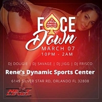 Ace Promotions Presents Face Down #AceWeekend2k20