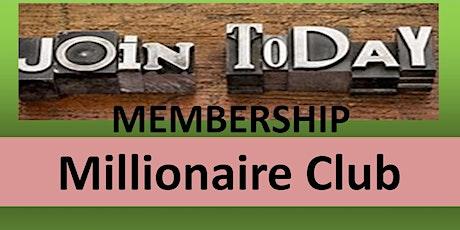 Millionaire Club tickets
