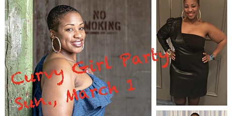 Thrift Lovers Curvy Girl VIP Fashion Party - Sunday, March 1 - 3pm-6pm tickets