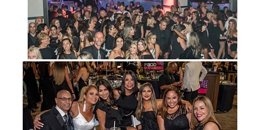 11th Annual Black and White Weekend (Hollywood Edition) May 16th
