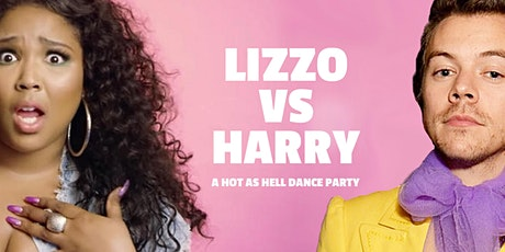 Lizzo vs. Harry - A Hot As Hell Dance Party tickets