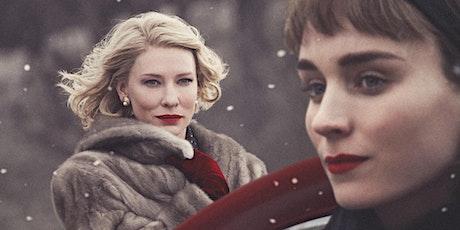 Senior Matinee Movie - Carol (Rating: M) tickets