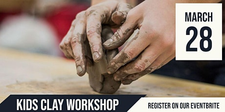 Cooinda | Terrecotta Clay | Childrens activity tickets