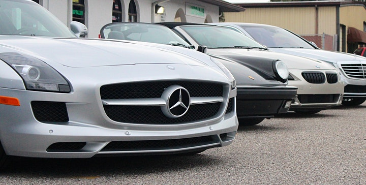 Cars and Coffee on Cattlemen image