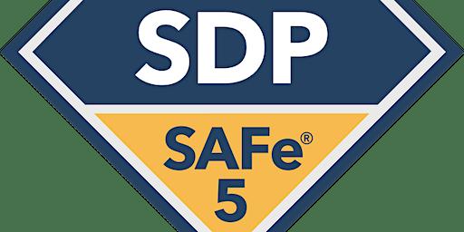 SAFe® 5.0 DevOps Practitioner with SDP Certification Anchorage ,Alaska (weekend)