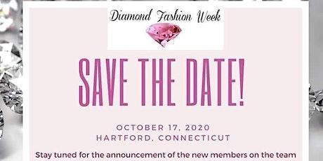 Diamond Fashion Week-Model Casting Call billets