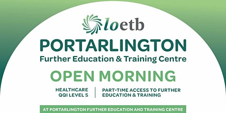 Open Morning for Part-Time Further Education Access Programme tickets