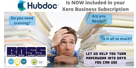 Hubdoc Training Event  -Port Lincoln - Hosted by BOSS tickets
