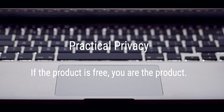 Practical Privacy [Reboot your online presence and restart anonymous] tickets