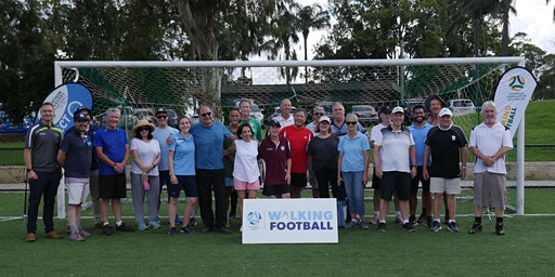 Heart Foundation Walking and Walking Football in North Turramurra