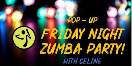 Pop-up Friday Night Zumba® Party in Birch Bay tickets