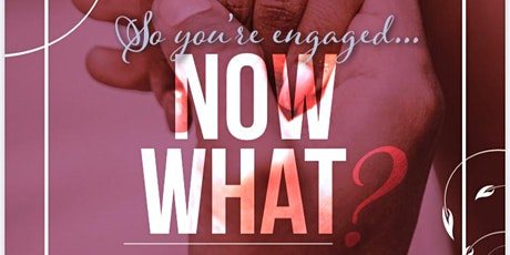 """So you're engaged, now what?"" - A book launch and dessert party tickets"