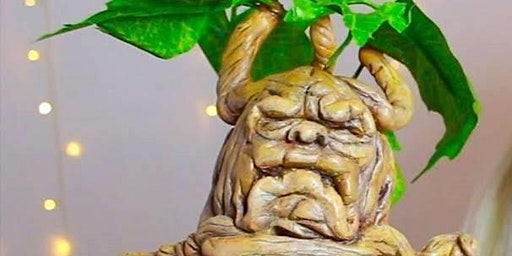 Dumbledore's Army Workshop- Make your own Mandrake | Harry Potter DIY