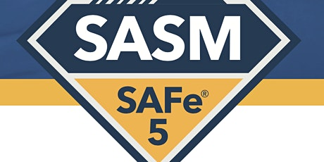 SAFe® 5.0 Advanced Scrum Master tickets