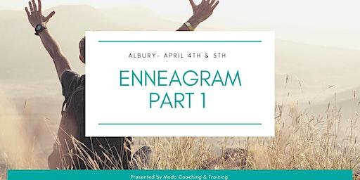 Enneagram Workshop : ALBURY Part 1