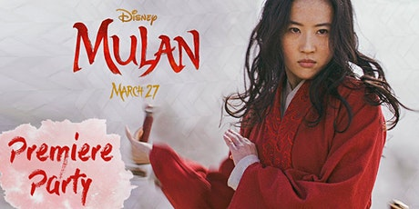 Disney's Mulan Premiere Party tickets