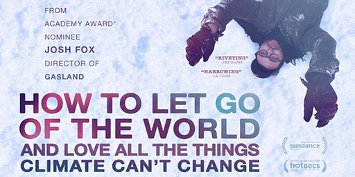 Free Film Night: How to let go of the world