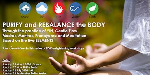 Yin Sunday Afternoons - Balance The Elements
