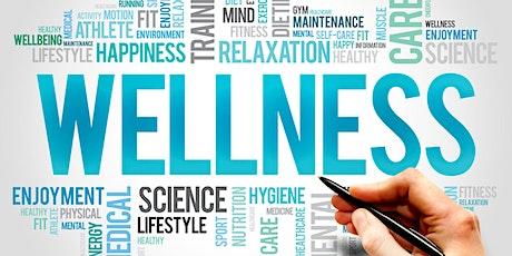 Wellbeing Workshops Training tickets