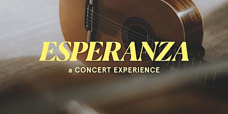 Esperanza: A Concert Experience + Fiesta tickets