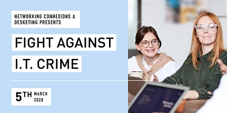 Fight Against I.T. Crime   Brisbane Business Networking Event tickets