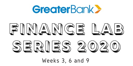 Greater Finance Lab Series #3