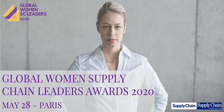 Global Women Supply Chain Leaders Awards 2020 billets