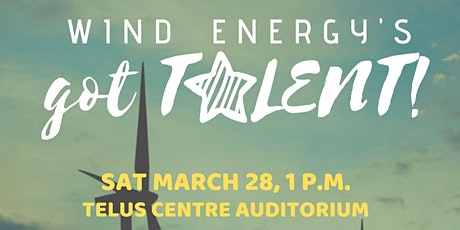 Wind Energy's Got Talent! tickets