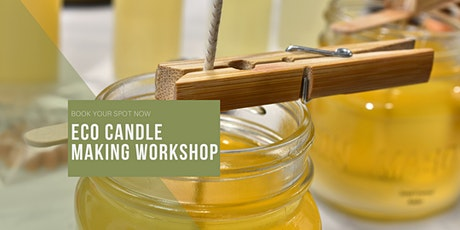 Eco Candle Making Class tickets