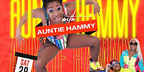 """IT'S A 22 PARTY WITH """"AUNTIE HAMMY"""" @ MARTYS SATURDAY FEBRUARY 29TH tickets"""