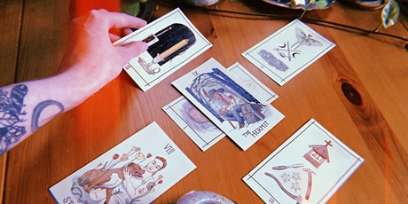 Tarot as Compass: Creating and Reading Your Own Tarot Spreads via ZOOM! tickets