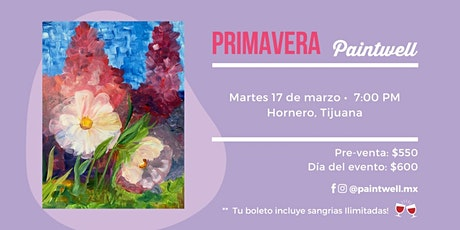 Paintwell, Primavera @Hornero tickets