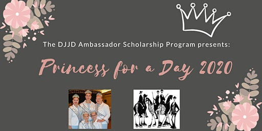 Princess for a Day 2020
