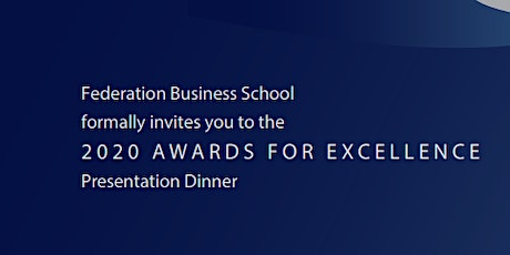 Federation Business School Awards for Excellence - Gippsland tickets
