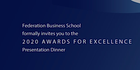 Federation Business School Awards for Excellence - Gippsland