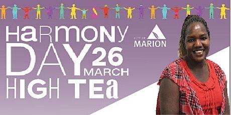 Mitchell Park | Harmony Day High Tea tickets
