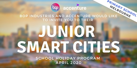 Smart Cities Holiday Program With Accenture - Primary School Melbourne tickets