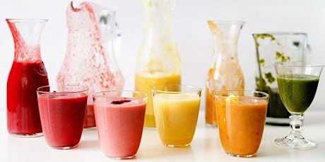 Community cooking class - Smoothies tickets