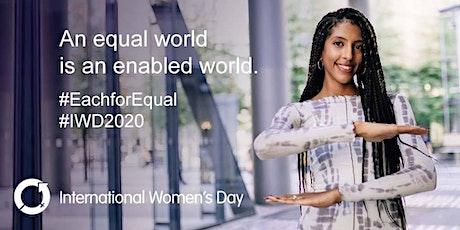 WoW International Women's Day - Panel event tickets