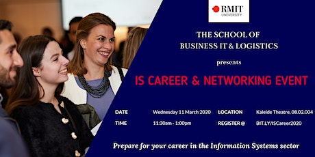 Information Systems Career and Networking Event tickets