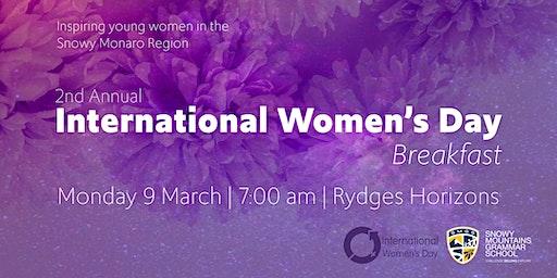 SMGS International Women's Day Breakfast