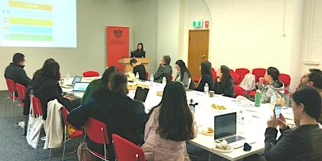 Postponed: 4th Sydney Chinese Studies Postgraduate Seminar tickets