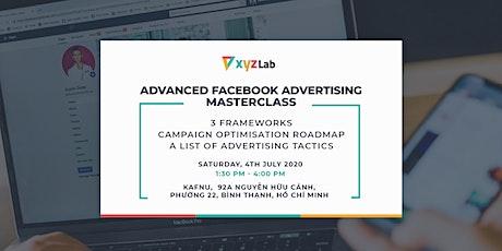 Advanced Facebook Advertising tickets
